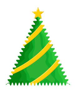 Christmas Tree Design Art