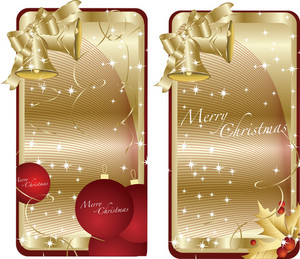 Christmas Vector Cards