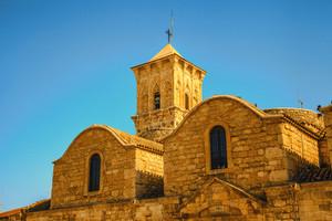 Church of Saint Lazarus in Larnaca
