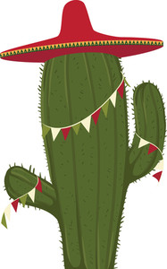 Cinco De Mayo Vector Element