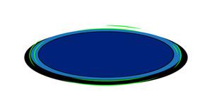 Circle Banner Vector