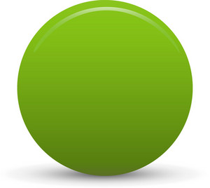 Circle Button Lite Ecommerce Icon