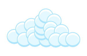 Circles Cloud Design