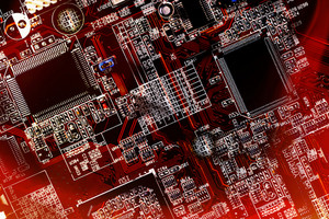 circuit-board and computer parts