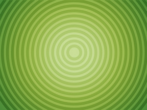 Circular Sunburst Background