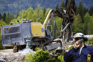 civil engineering and mountain drilling