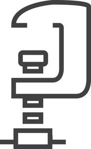 Clamb Minimal Icon