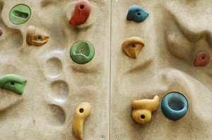 Climbing Wall (background)