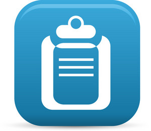Clipboard Elements Lite Icon