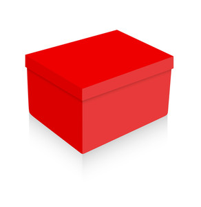 Close Red Box