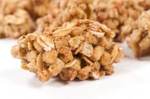 Close Up To Crunchy Muesli
