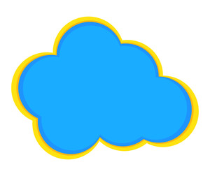 Cloud Banner Design