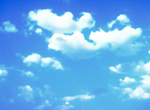 Clouds Blue Sky