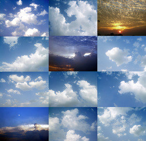 Clouds Set