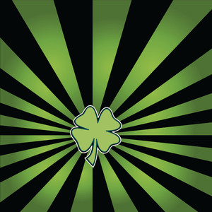 Clover - Irish Background