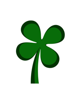 Clover Leaf Clipart