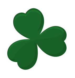 Clover Leaf Shape Icon