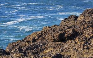 Coast Sea Waves