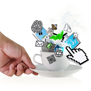 Coffee Cup As Concept