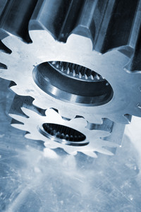 cogwheels and gears parts