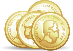 Coins Lite Ecommerce Icon