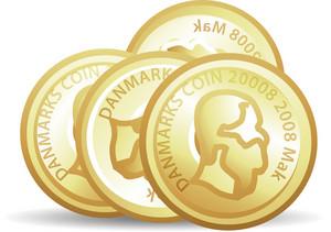 Coins Lite Ecommerce Icon