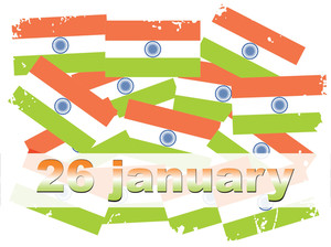 Collection Of Indian Flag For 26 January