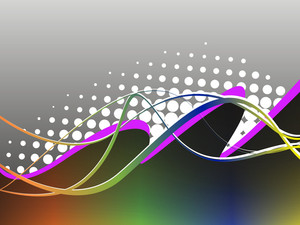 Colorful Abstract Concept Background