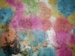 Colorful Abstract Grunge