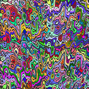 Colorful Abstract Paint Background