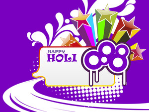 Colorful Artwork Background For Celebration