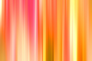 Colorful Blur Striped Backdrop