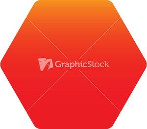 Colorful Business Graph Icon On White Background