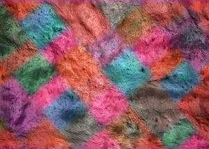 Colorful clay grunge background