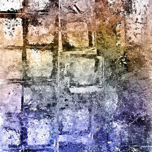 Colorful Grungy Texture Background