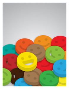 Colorful Happy Smiles