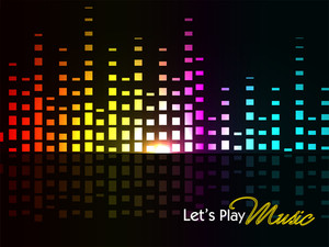 Colorful Musical Voulme.