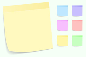 Colorful Paper. Vector