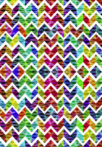 Colorful Pattern Backdrop