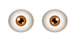 Comic Eyes