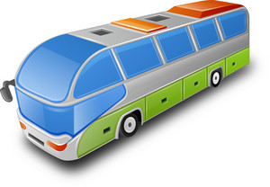 Commercial Bus Itravel