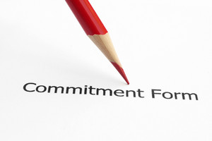 Commitment Form