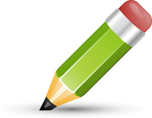 Compose Pencil Lite Communication Icon