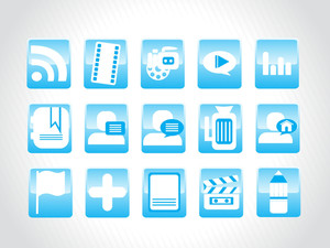 Computer Icons Blue