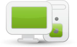 Computer Lite Computer Icon