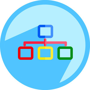 Computer Networking Icon