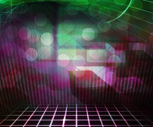 Computer Science Abstract Background Texture