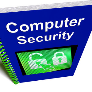 Computer Security Book Shows Internet Safety