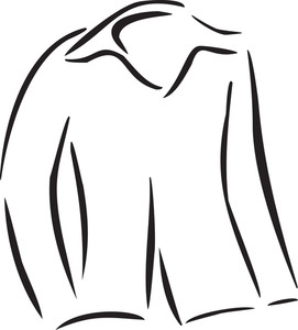Concept Of Women Clothing With Shirt.