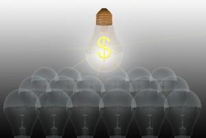 Conceptual Digital Light Bulb